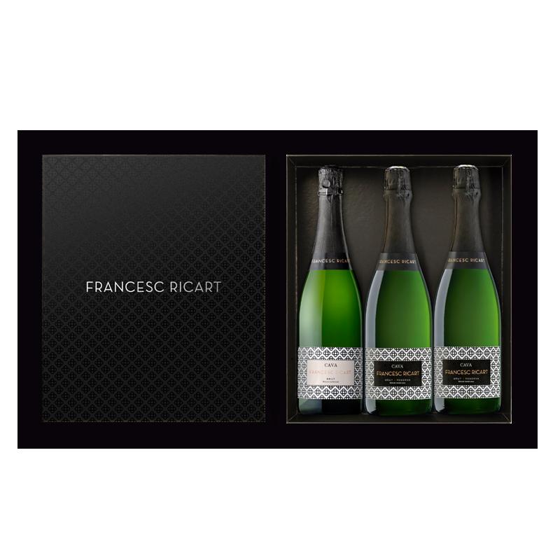 Estuche Francesc Ricart 3...