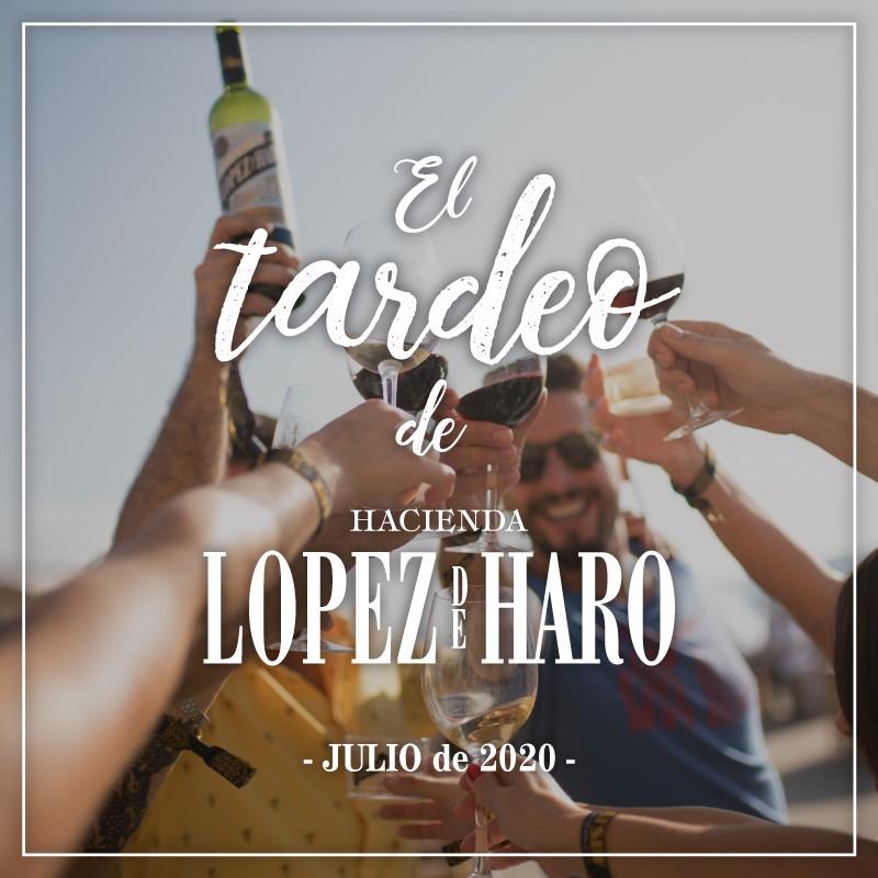 El tardeo de López de Haro...